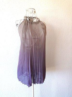 Sisley Hauts épaule nues mauve-violet