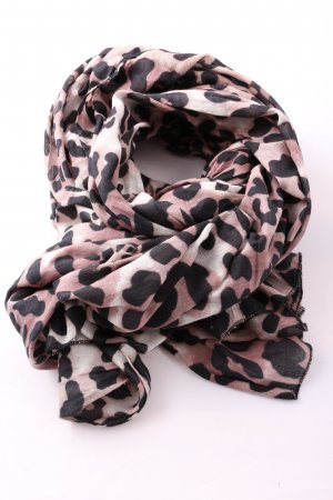 Sisley Traditional Scarf allover print business style