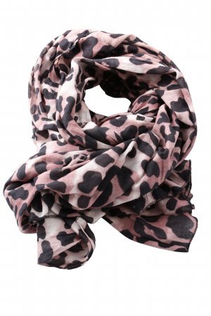 Sisley Traditional Scarf allover print casual look