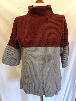 Sisley Turtleneck Pullover S Rollkragen Wollpullover