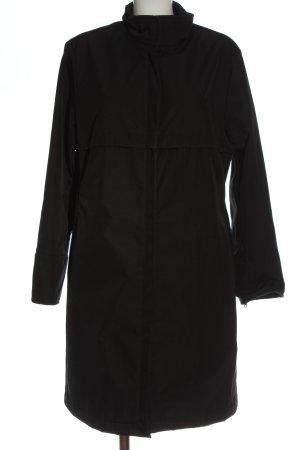 Sisley Übergangsjacke schwarz Casual-Look