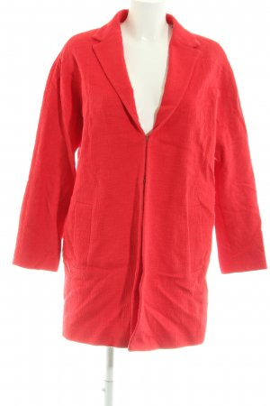 Sisley Übergangsmantel rot Casual-Look