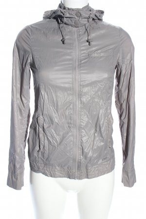 Sisley Windstopper hellgrau Casual-Look