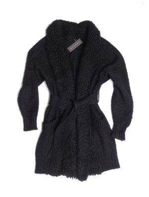 SISLEY Winter Strick Jacke Cardigan Wolle Benetton – XS/S