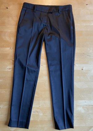 Sisley Zigerettenhose schwarz