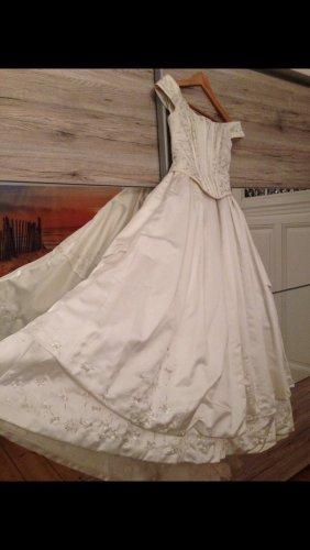 Sissy Stil Brautkleid LILLY Gr. 34 Einteiler