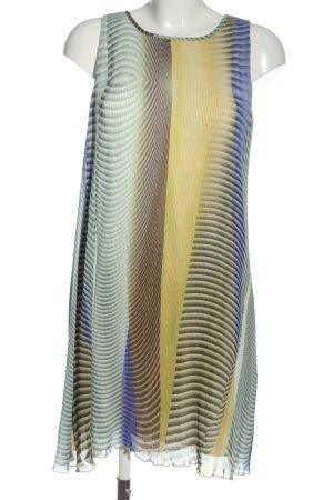 Siste's A-Linien Kleid Streifenmuster Casual-Look