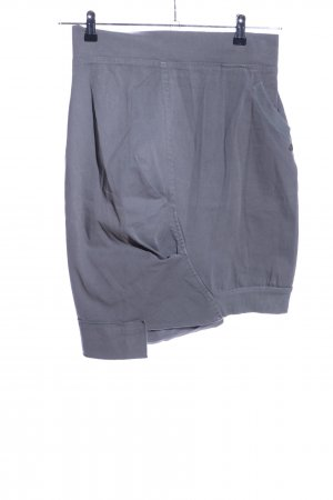 Siste's Cargo Skirt light grey casual look