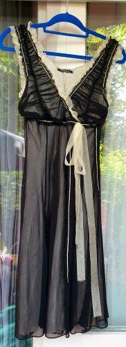 Siste's Szyfonowa sukienka Wielokolorowy