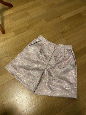 Sister Jane Shorts rosa chiaro-oro