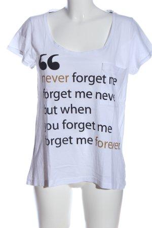Sisterhood Print-Shirt