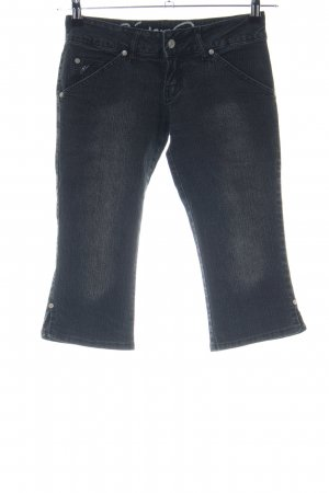 Sisters point 3/4 Jeans schwarz Casual-Look