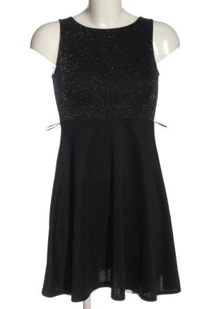 Sisters point A Line Dress black elegant