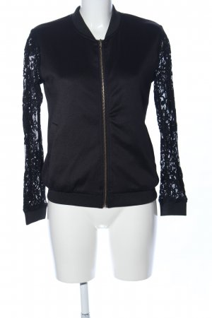 Sisters point Blouson schwarz Casual-Look