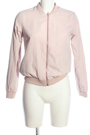 Sisters point Blouson aviateur rose style décontracté