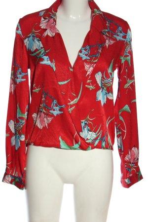 Sisters point Shirt Blouse allover print elegant
