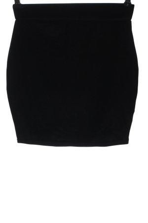 Sisters point Miniskirt black casual look