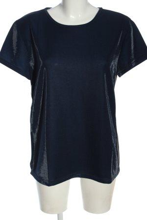 Sisters point T-shirt bleu style décontracté