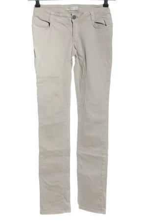Siviglia Slim Jeans hellgrau Casual-Look