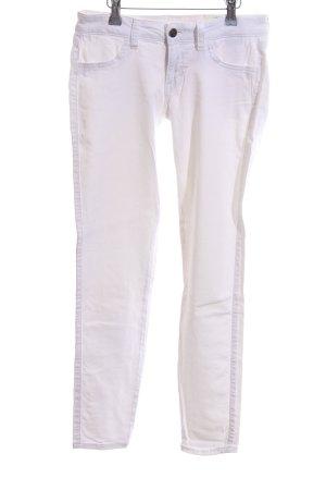 Siwy Jeans skinny bianco stile casual