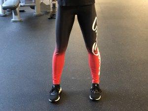 SIX DEUCE Pantalon de sport multicolore