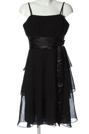 Sixth Sense Abendkleid schwarz Elegant