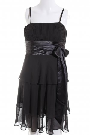 Sixth Sense Bustierkleid schwarz Party-Look