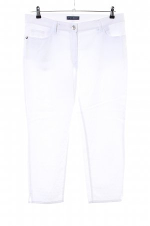 Sixth Sense Five-Pocket Trousers white casual look