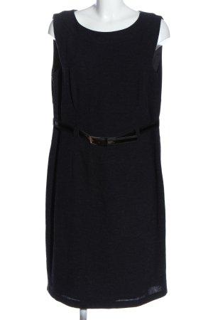 Sixth Sense Wełniana sukienka czarny W stylu casual