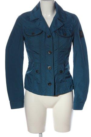 Refrigiwear Übergangsjacke blau Casual-Look