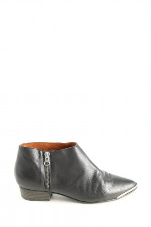 Sixtyseven Ankle Boots schwarz Business-Look