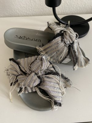 Sixtyseven Dianette Sandals silver-colored-grey