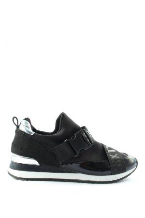 Sixtyseven Schlüpfsneaker schwarz Casual-Look