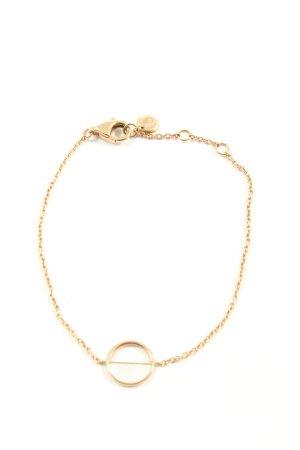 Skagen Bracelet doré style décontracté