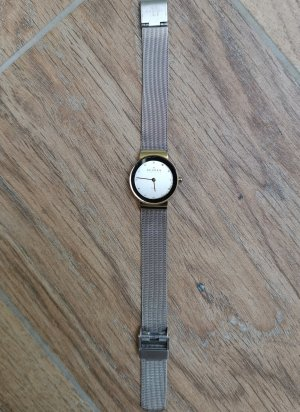 Skagen Analog Watch silver-colored-gold-colored metal