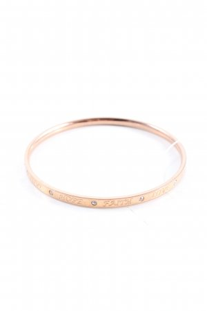 Skagen Bangle gold-colored casual look