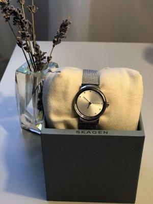 Skagen Damen Analog Quarz Uhr mit  Armband NEU