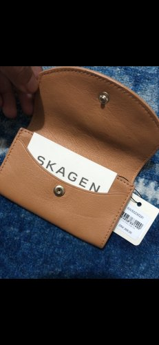 Skagen Flap Card Case