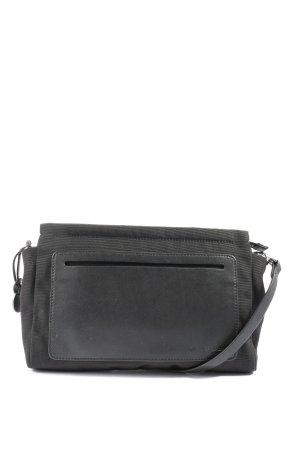 Skagen Stofftasche schwarz Casual-Look