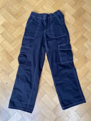 Urban Outfitters Jeans larghi nero