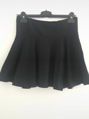 Forever 21 Skaterska spódnica czarny
