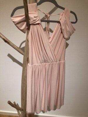 Asos Pinafore dress light pink