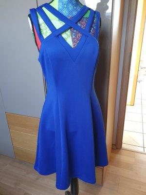 skaterkleid Minikleid s guess blau