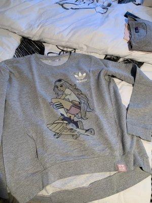 Adidas Crewneck Sweater light grey