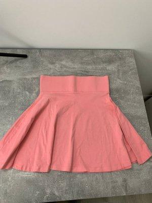 Y.F.K. Skaterska spódnica różowy
