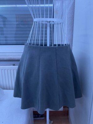 Hailys Skater Skirt grey