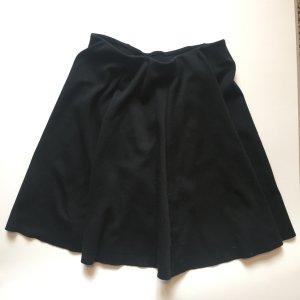 Skaterrock schwarz Gr. XS Jerseyrock Minirock Zara