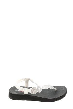 Skechers Dianette sandalen wit casual uitstraling