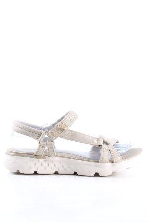 Skechers Sandalo comodo bianco sporco stile casual