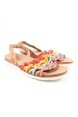 Skechers Komfort-Sandalen mehrfarbig Casual-Look